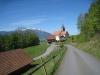 die Kirche von St. Niklausen