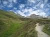 Schene Bärg, Hofathorn 2845m, Grisighorn  3177m,  Gänderhorn