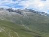 Unterbächhorn 3554m,  Unnerbächgletscher, Hohstock 3226m; Fusshörner, Aletschgletscher