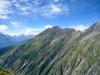 auf dem Bälgrat; Mischabel, Gärsthorn 2927m