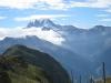 Sicht auf  vo Foggenhorn und hi Fletschhorn