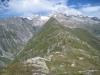 Lötschentaler Breithorn, Gredetschhoreli-und Gletscher, Nesthorn 3821m,