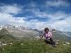 Marianne auf dem Foggenhorn 2569m