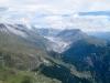 Sicht auf Belalp und Aletschgletscher