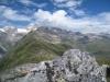 Lötschentaler Breithorn, Gredetschhoreli-und Gletscher, Nesthorn 3821m, Grisighorn 3177m, vo Hofathorn 2845m