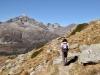 unterwegs; Piz Julier,Piz Suvretta 3143m, Piz Bever 3229m, Piz Nair 3056m