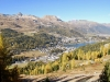 St. Moritz; Piz Saluver, Piz Padella