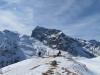 Tierberg 2647m, Titlis 3238m, P.  2961m,  Laubersgrat 2445m,  Graustock  2662m