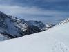 Laubersgrat 2445m, Graustock  2662m, Schwarzhorn  2639Mm  Rotsandnollen 2700m, Hangend Horn 2579m, Wild Geissberg 2676m, Juchli 2171m, Nünalphorn 2385m, Widderfeldstock 2351m