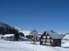 Sicht von Oberdorf auf Lift zum Gamserrugg