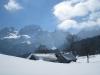 gegen Süden:  Rotstein 2225m, Sichli 2320m, Gamsberg 2385m, Wissis Frauen 2110m, Sichelkamm 2269m