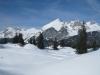 Wildhauser Schafberg 2373m,  Fels: Schafbergward 1908m, Altmann 2455m, Moor 2342m
