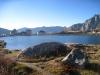 auf dem Gotthardpass, 2090m; Blick gegen Süden