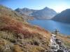 Lago di Lucendro 2134m; Blauberg, Monte Prosa