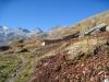 bei Cna della Gana 2232m; Stegenhorn 2709m, Siwerbenhorn 2764m