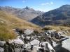 Lago di Lucendro 2134m; Monte Prosa 2736m
