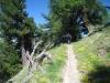 auf dem Panoramaweg zum Gibidum