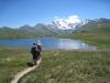 Wanderung zum Gibidumsee; mit Fletschhorn
