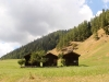 Heuschober bei  Gluringen