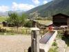 das Dorf Gluringen
