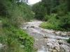Weg am Ruisseau de Motélon