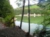 Lac Montsalvens mit Staumauer