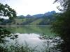 Lac Montsalvens mit Vounetse