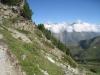 Zinalrothorn 4221m,Schalihorn 3975m, Mettelhorn 3406m,Weisshorn 4505m