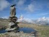 am Seelein  2856m Obere Kelle mit Matterhorn 4478m