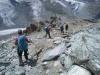beim Abstieg vom Gornergrat