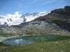 Riffelsee 2757m mit Breithorn