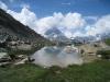 Riffelsee 2757m mit Matterhorn  4478m
