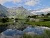 Spiegelung im Moorsee mit Lochberg  3097m