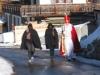 Schmutzlis und St. Nikolaus in Gasenied