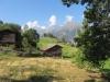 unter Bina; Brunegghorn 3833m, Weisshorn 4505m, Bishorn 4153m, Inners- Barrhorn 3583m, Üssers- Barrhorn 3610m; Festihorn, Stellihorn