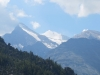 Brunegghorn 3833m, Bishorn 4153m, Inn. Barrhorn 3583m