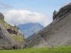 Sicht von Gamchi 1672m  talauswärts