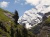 Schlucht des Gornernbaches; Morgenhorn 3627m