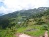 auf dem Bergweg zum Güslen
