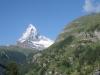 das Matterhorn 4478m in seiner ganzen Schönheit