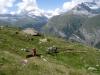 aufwärts; Matterhorn 4478m
