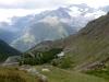 Grindjiesee 2334m mit Obergabelhorn 4063m, Wellenkuppe 3003m
