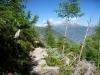 ein malerischer Bergweg
