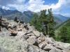Aufstieg zum Siwiboden 2244m