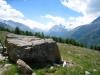 beim Linde Bode 2230m: Allmageller Horn, Stellihorn, Mittagshorn 3143m, Egginer 3367m