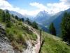 Allmageller Horn, Stellihorn, Mittagshorn 3143m, Egginer 3367m ; Allalinhorn