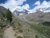 Fletschhorn 3993m, Lagginhorn 4010m