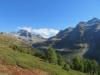Ofenhorn 3235m,Albrunhorn 2685m, Kleines Schinhorn 2917nm, Grosses Schinhorn 2939m