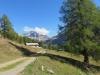 Alp Hanschbiel 2011m; Ofenhorn 3235m