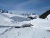 Mittelhorn 3704m, vo Wellhorn, Wetterhorn 3701m, Scheideggwetterhorn 3361m, Eiger 3970m, Tschingel 2326m, Schwarzhorn 2928m,  Garzen 2710m, Wldgärst 2891m